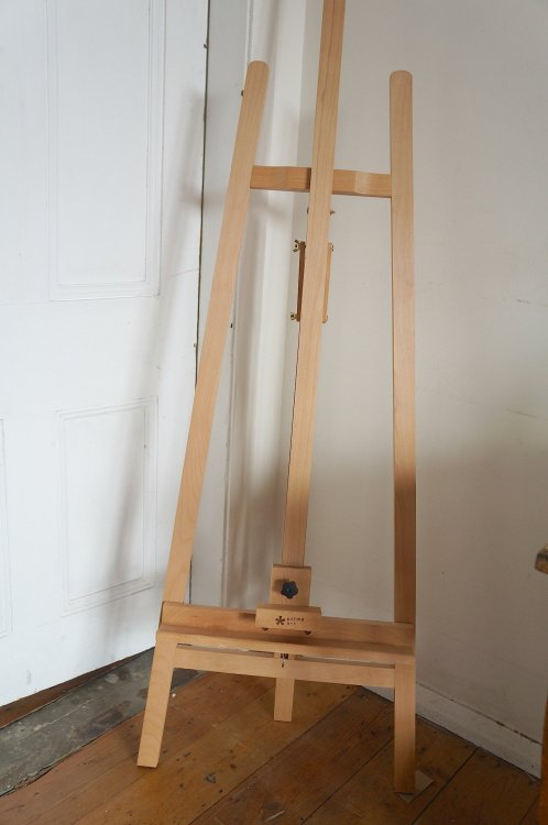 Large Timber Easel