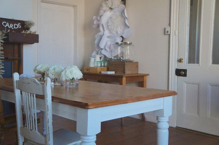 Farmhouse Timber Table