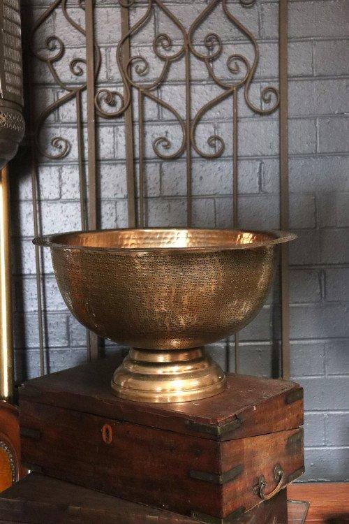 Ice Bucket - Copper Ice Bucket