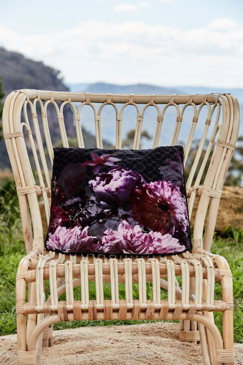 Cushion - Moody Florals