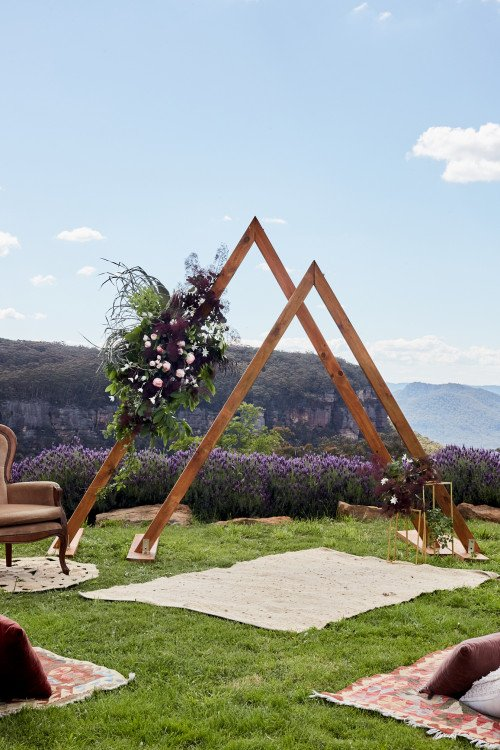 Arbor - Triangular Two Tier
