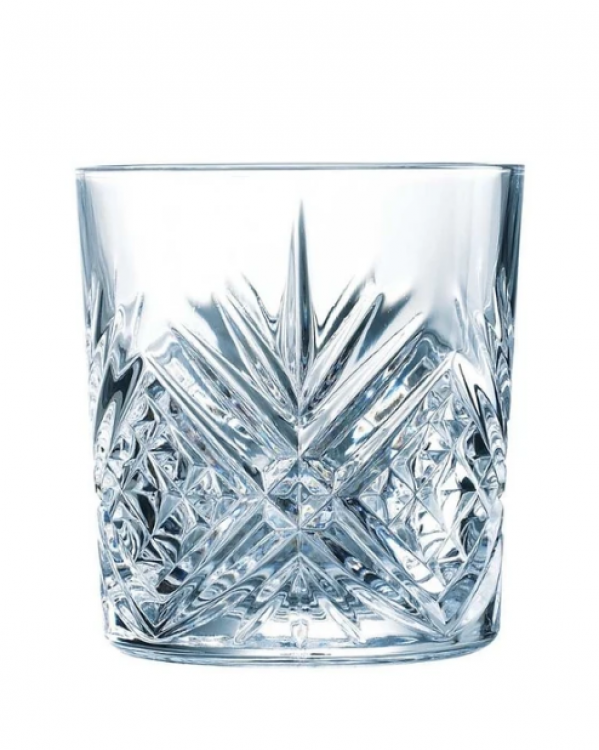 Glassware - Crystal Style Tumblers
